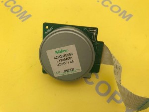 Silnik BROTHER DCP7057 DCP-7057 Nidec Drive Motor 42M288E056 Dc24v 1.6a