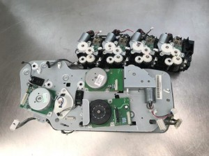MAIN DRIVE + TONER SUPPLY RICOH Aficio MPC300 MPC300SR MPC400 MPC400SR DRIVE UNIT DRUM DEVELOPMENT TRANSFER M0261135